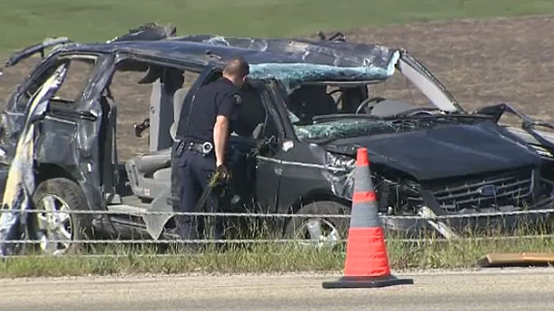 Qeii Reopened Near Carstairs After Fatal Crash Ctv