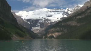 Lake Louise is seen on June 29, 2016 in this file photo.