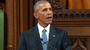 CTV News Channel: Obama addresses Parliament