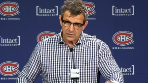 Extended: Bergevin's statement on the trade