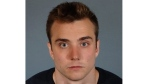 The Los Angeles County Sheriff's Department shows Calum McSwiggan, a YouTube star, Wednesday, June 29, 2016. (Los Angeles County Sheriff's Department via AP)