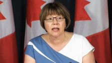 Anne McLellan named to pot task force