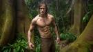 Alexander Skarsgard is seen in this scene from 'The Legend of Tarzan.' (Jonathan Olley / Warner Bros. Entertainment)