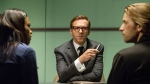 Naomie Harris, Damian Lewis and Ewan McGregor in 'Our Kind of Traitor.'