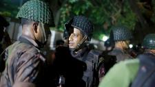 Bangladeshi attack