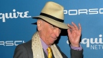 """In this Sept. 17, 2013, photo, author Gay Talese attends the Esquire 80th Anniversary and Network Launch Event in New York. A day after saying he would not promote """"The Voyeur's Motel"""" because he felt he'd been deceived by the story's key source, Talese said he will be promoting it and will make changes to the text if needed. (Photo by Evan Agostini/Invision/AP)"""