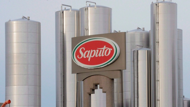 Saputo Inc. sees demand shift from food service to retail amid COVID-19 pandemic