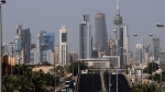 This July 19, 2009 file photo shows the Kuwait city skyline. (AP Photo, File)