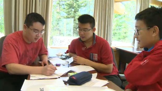 Math Team Canada prepares to depart for International Mathematical