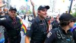 Toronto police at Pride