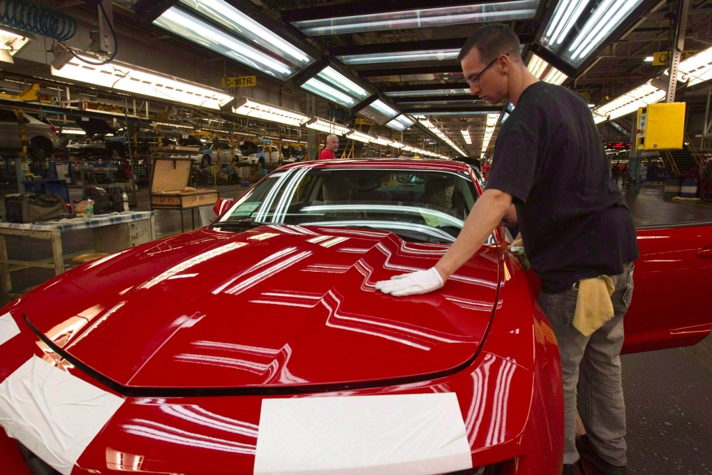 Decline Of Automotive Industry Not A Huge Surprise Experts Ctv News