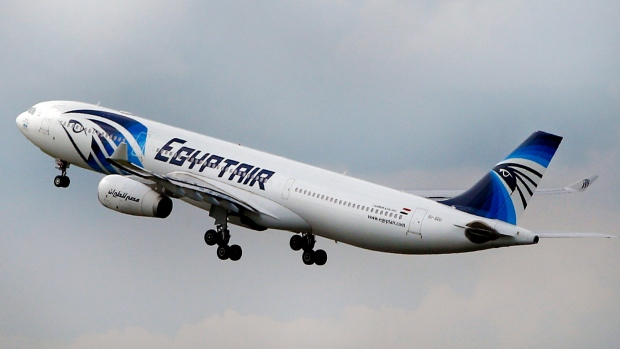 Possible Debris From EgyptAir Crash Washes Up on Israeli Beach