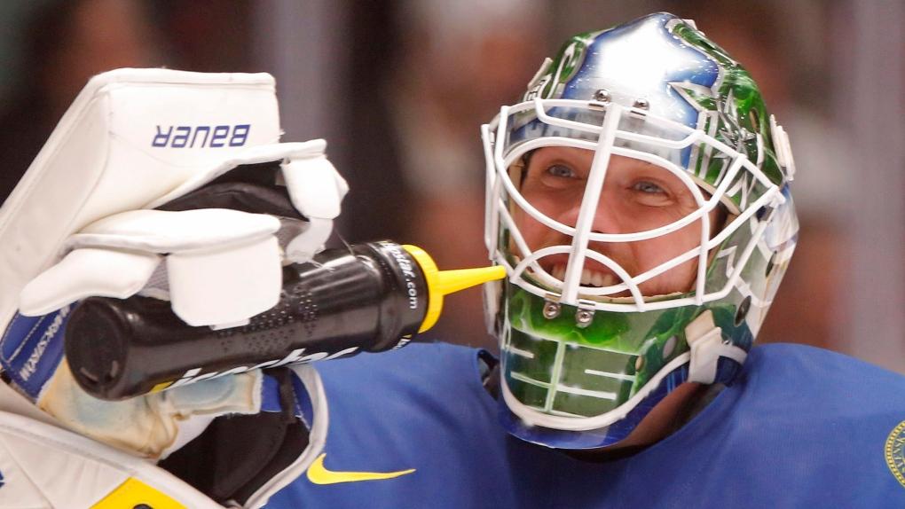 Canucks Sign Goaltender Jacob Markstrom To Three Year Extension Ctv News
