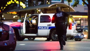 4 police officers killed in Dallas shooting
