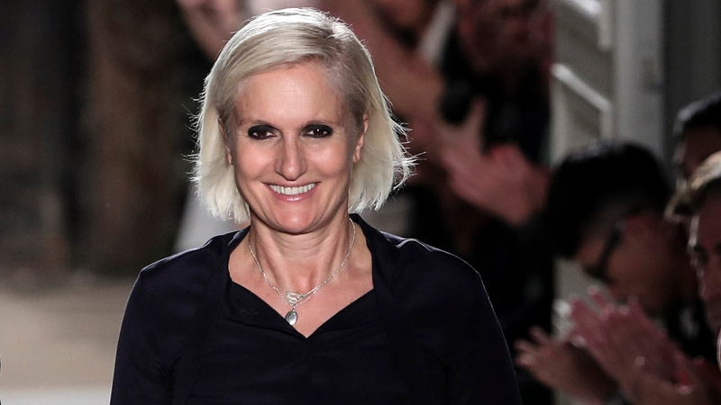 Christian Dior Names First Woman To Creative Director Role Ctv News
