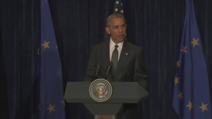 Extended: Obama says America is 'horrified'