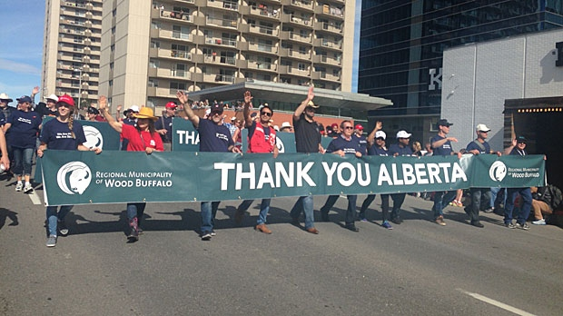 Stampede Parade Kicks Off 10 Days Of Fun In Calgary Ctv News