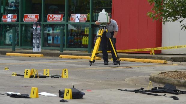 Authorities: Tenn. highway gunman motivated by police shootings