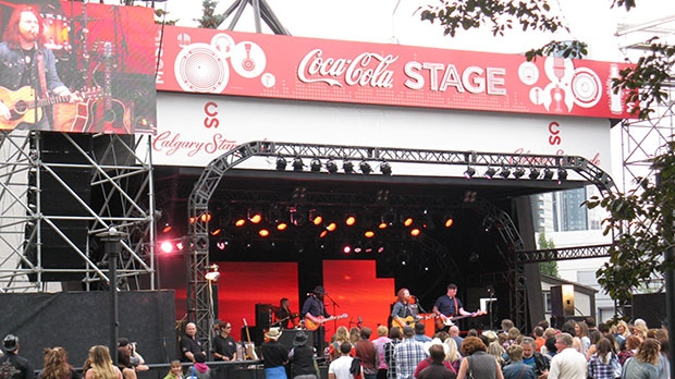 Stampede Releases Full Lineup Of Coca Cola Stage