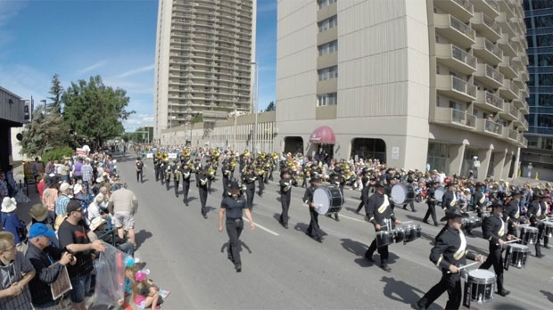 Stampede Parade 2016 Ctv News