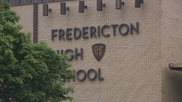 About 30 young Syrians attend Fredericton High.
