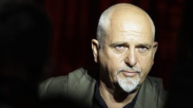sting peter gabriel at peace in quebec music festival