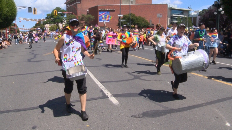 The local band, that performs as a way to fundraise for children with leukemia, put out a plea on their Facebook page asking for donations so they could perform on Sunday. July 10, 2016 (CTV Vancouver Island)