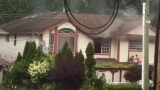 children rescued port moody fire