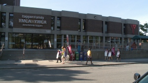 Three YMCA-YWCA centres in Ottawa closed today