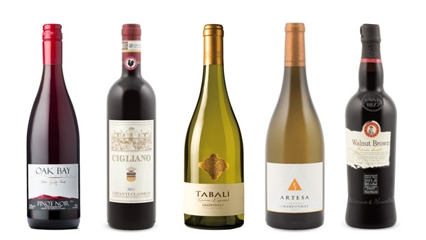 Wines of the Week - July 11, 2016