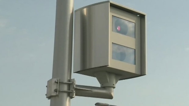 New photo radar locations, just in time for construction