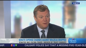CTV News Channel: Senate reputation tarnished?