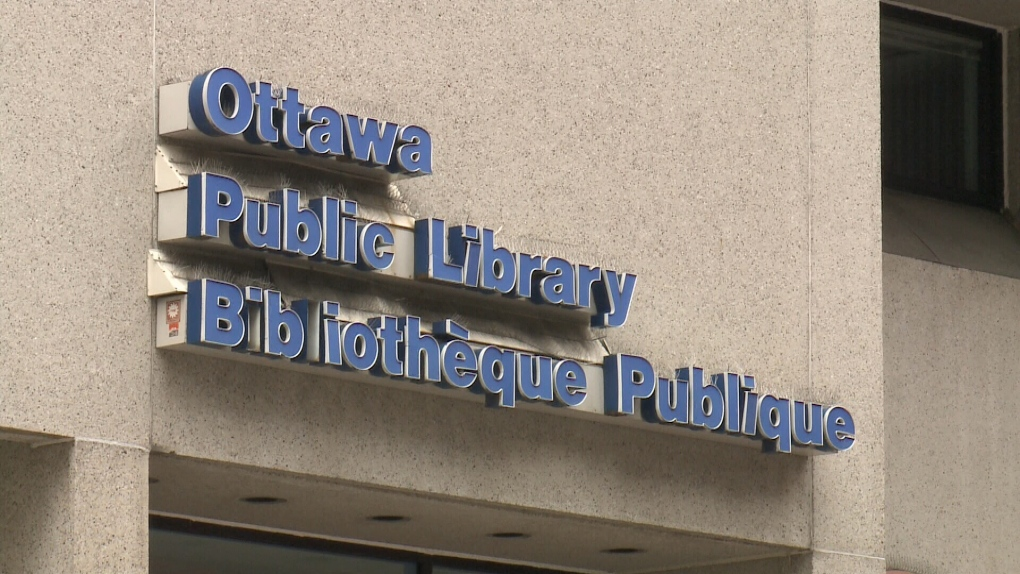 New site for public library