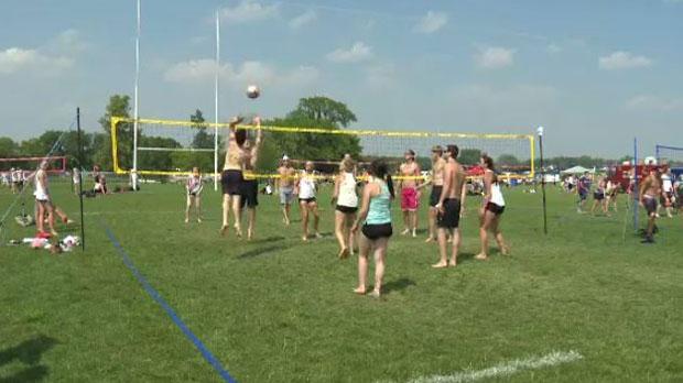 spikes volleyball london ontario