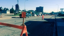 Macleod Trail, construction, roads, transportation