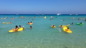 Cyprus tourism on the rise
