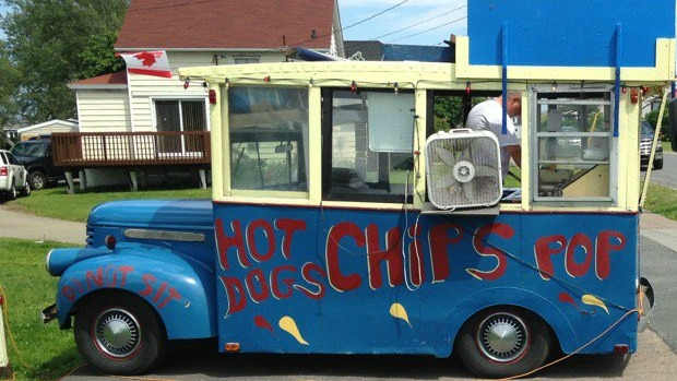 The Glace Bay chip wagon has been a downtown staple for generations.