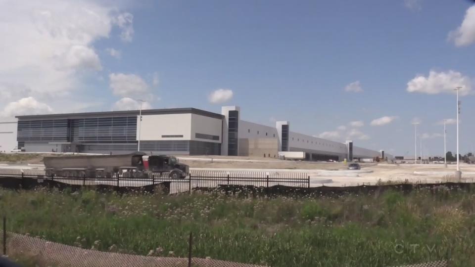 CTV Barrie: Hydrogen concerns in Bolton