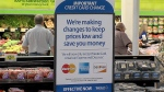 Walmart, Visa locked in dispute