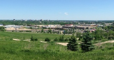 View from McLennan Park