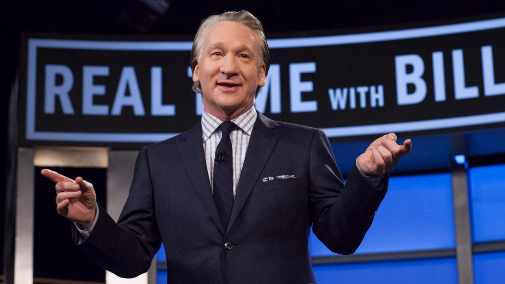 Bill Maher planning convention special