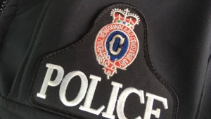 In this file photo, a Royal Newfoundland Constabulary crest is shown on the police department's Facebook page.