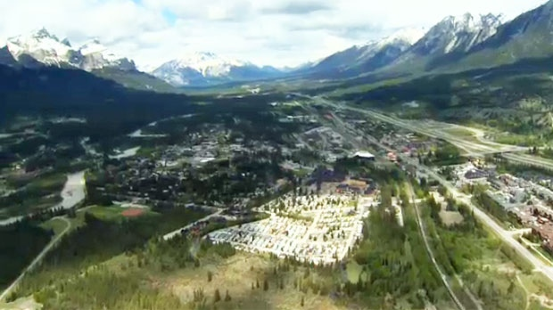 Canmore (file photo)