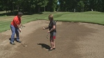 Golf Tips: Long bunker shots