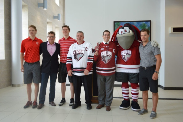 Guelph Storm announcement