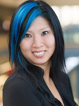 University of British Columbia psychology associate professor Amori Mikami, who studies social interactions and their effects on mental health, is seen in this supplied photo.