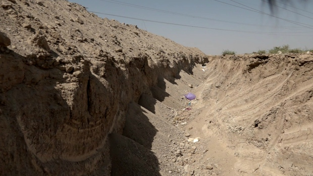 Iraq using medieval defence for Fallujah