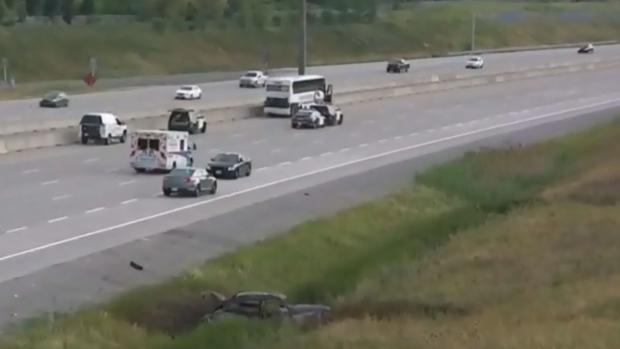 CTV Toronto: Three dead in Hwy  407 crash | CTV News Toronto