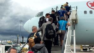 CTV National News: Major flight delay