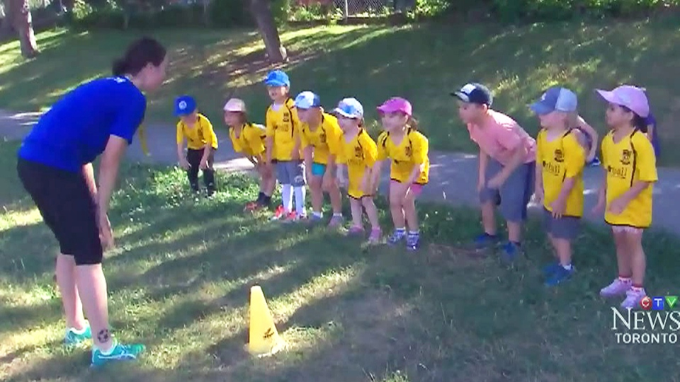 Toddler sports camp permit revoked over noise complaints